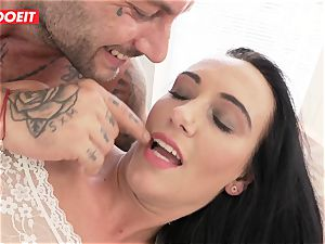 LETSDOEIT - Katie Dee Gets Her butt hole pounded By Mike