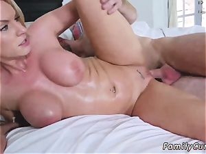 ample titty ginger-haired milf getting off Dont Sleep On Stepmom