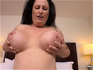 phat all-natural cupcakes cougar gets hard-core boinking