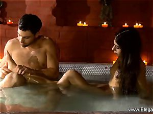 softcore couple enjoying In India Deeply uber-sexy