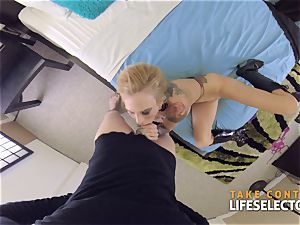 Sarah Jessie - jism thirsty FuckWhore