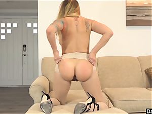 Teagan Presley touches Herself For You