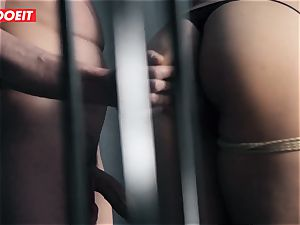 LETSDOEIT Fiding sensation in torture and bdsm hookup