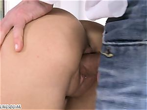2 lustful instructor penetrate school woman in the office of the Director