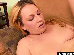 HumiliatedMilfs - humungous black prick and blonde