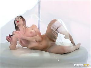 Kendra eagerness gives her devotees exactly what they want