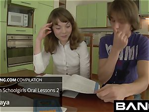 BANG.com: Russian schoolgirls With moist cock-squeezing Pussys