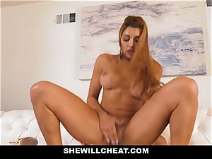 SheWillCheat - steamy hotwife wifey vengeance fucking