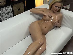 rectal humping with big-boobed Real Estate Agent