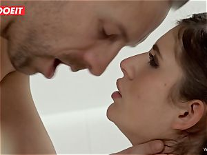 LETSDOEIT - super hot teenage smashed stiff By Daddy's hottest acquaintance