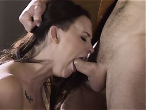 Spoiled pt two Chanel Preston gets her super-hot vagina treated
