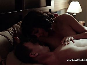 outstanding Morena Baccarin looking stunning nude on film