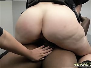 cam onanism milf home and howling cougar Cops