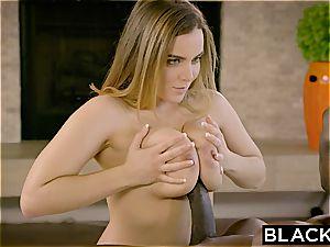 insane gf Natasha uber-cute likes big black cock