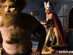 This Thor vid gig goes completely bonkers