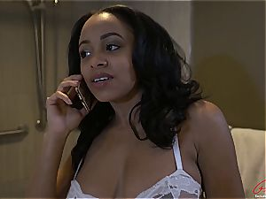 PHILAVISE- An interracial rendezvous with Anya Ivy