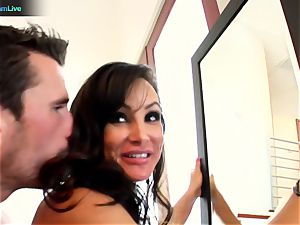 Lisa Ann kinky intercourse with Manuel Ferrara
