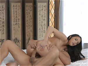 spectacular Sofi Ryan seducing the camerist