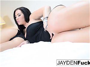 Jayden Jaymes milky Sheets Solo