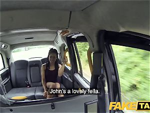 fake taxi rapid plowing and internal cumshot for peachy culo