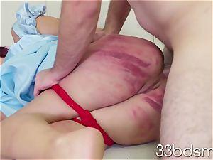 extreme painal pendulum bondage & discipline buttfuck romp in bondage & discipline saloon