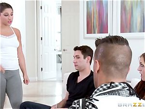 Abella Danger enjoys a screw to forgive