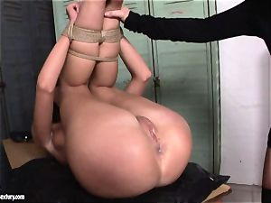 Kathia NObili enjoy doing rope on shag on a scorching babe