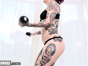 Joanna Angel's Craziest ass-fuck plows and DP's Comp!