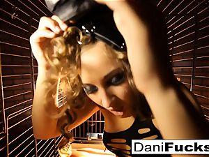 Dani Daniels A pent up hoe inwards A Dog box