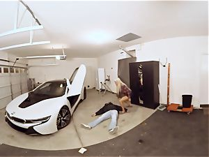 VR PORN-Hot mummy boink The Car Theif