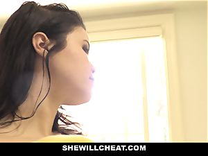 SheWillCheat - japanese wifey romped By bang friend