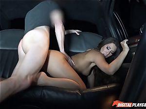 Eva Lovia picks up men off the street to screw