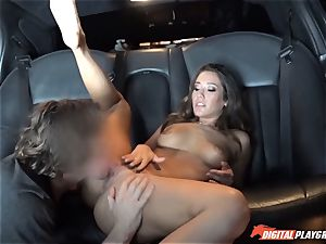 Eva Lovia picks up men off the street to screw