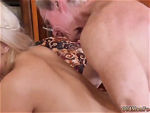 Put your jizz-shotgun in my donk dad and older boy youthful Age ain t nothing but a number!