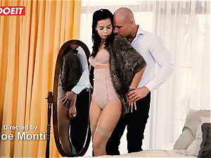 LETSDOEIT - naughty duo Has Retro wish raunchy hook-up